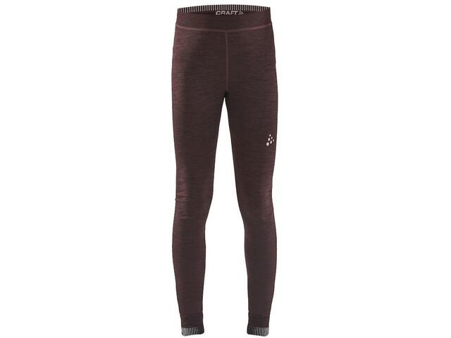 Craft Fuseknit Comfort Pants Kids, peak/hint